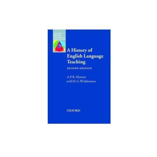 Oxford Applied Linguistics: History of English Language Teaching 2E (9780194421850)