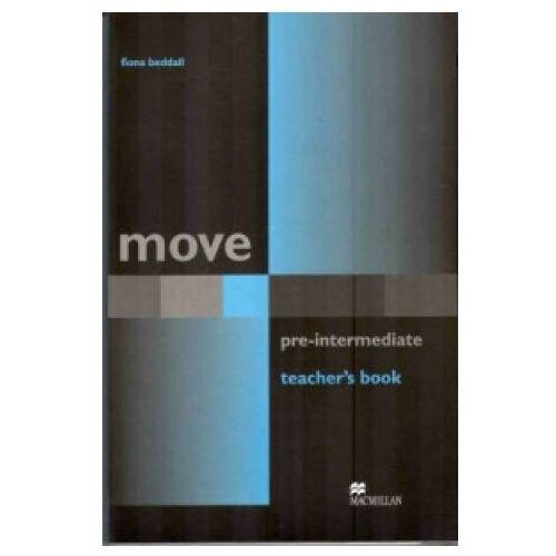 Move Pre-Intermediate Książka Nauczyciela (2006)