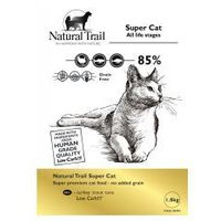 Natural Trail SUPER CAT 1.8kg sucha karma dla kotów, super-cat-1.8kg
