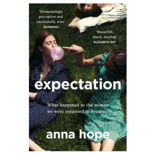 Expectation - Hope Anna - książka, Black Swan