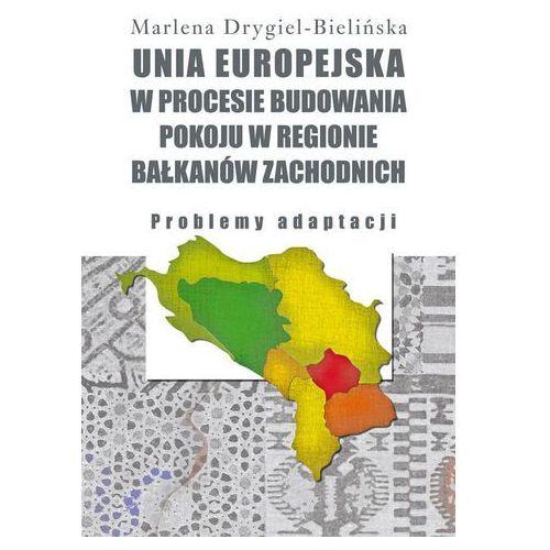 Unia Europejska w procesie budowania pokoju w regionie Bałkanów Zachodnich - Marlena Drygiel-Bielińska, Aspra