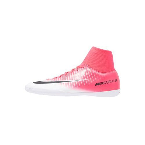 Nike Performance MERCURIALX VICTORY VI DF IC Halówki racer pink/black/white
