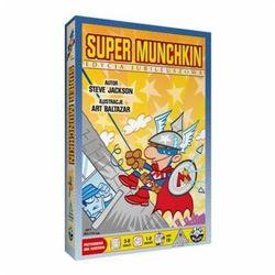 Black monk Gra super munchkin + prezent do zakupów za min.30 zł.