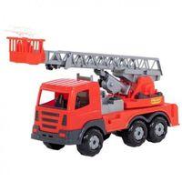 Wader-polesie Samochód strażacki prestiż w pudełku