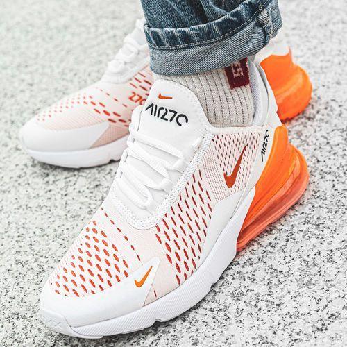 Nike Buty sportowe air max 270 gs (cj4580-102)