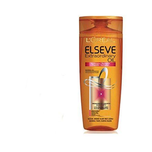 L'oréal paris elseve extraordinary oil szampon odżywczy do włosów suchych 400 ml