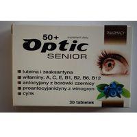 Optic Senior 50 plus tabletki 30 sztuk Kurier: 13.75, odbiór osobisty: GRATIS! (5907650226499)