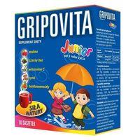 Zdrovit Gripovita Junior 10saszetek (5901716987782)