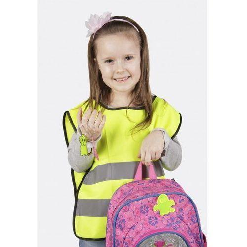 Kamizelka odblaskowa dla dzieci S 110-121cm - S \ żółty (2501234505562)