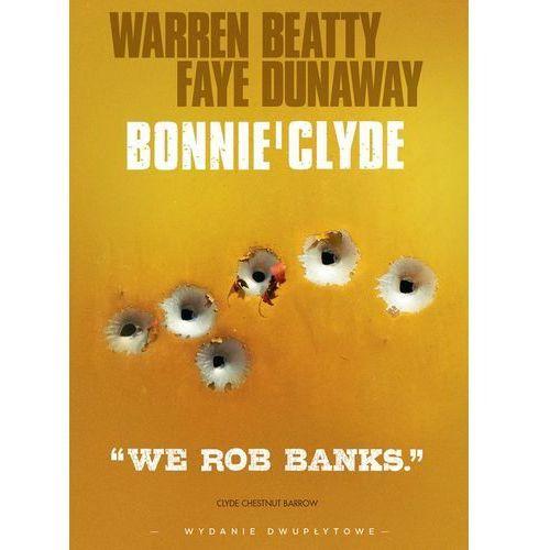 Bonnie i clyde edycja specjalna (2 dvd) iconic moments (płyta dvd) marki Arthur penn