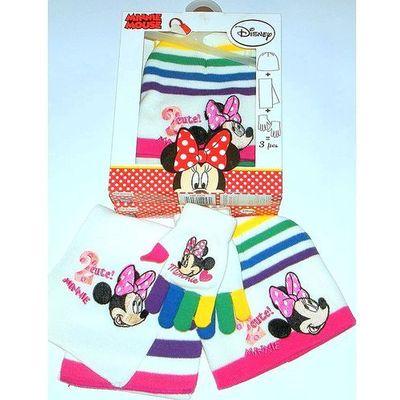 Czapki i nakrycia głowy dla dzieci DISNEY MINNIE MOUSE HAPPY-KIDS sklep ubrania licencyjne dla dzieci