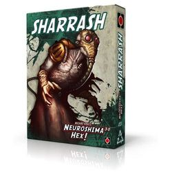 Portal games Neuroshima hex 3.0. sharrash