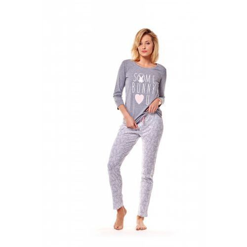 03b75473f55556 Zobacz w sklepie Henderson Mia 36163-90X Szara piżama damska, kolor szary