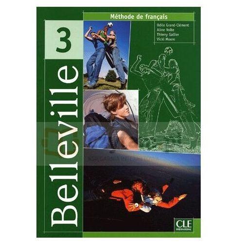 Belleville 3 Podręcznik, Gallier Thierry