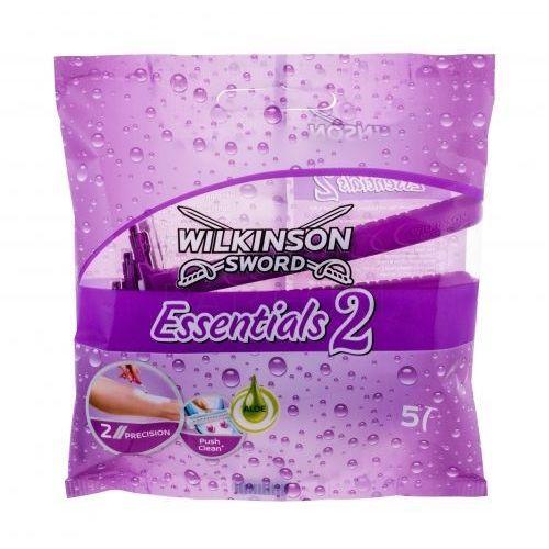 Wilkinson Sword Essentials 2 maszynka do golenia 5 szt dla kobiet - Bardzo popularne