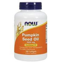 Pumpkin Seed Oil (Olej z pestek dyni) 1000mg 100 kaps.