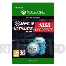 EA Sports UFC 3 1050 Punktów [kod aktywacyjny]