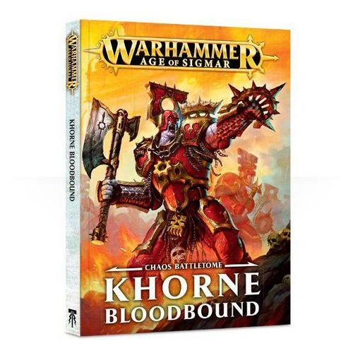 Gamesworkshop Battletome: khorne bloodbound (english) (83-02-60)