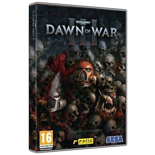 Sega Gra pc warhammer 40,000: dawn of war iii