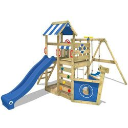 Plac zabaw seaflyer, dziecięcy plac zabaw marki Wickey flyer