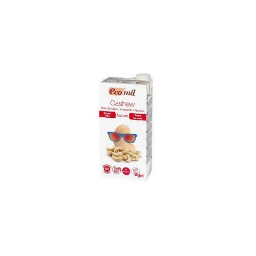 Napój, Mleko z Orzechów Nerkowca Niesłodzony BIO 1 litr EcoMil