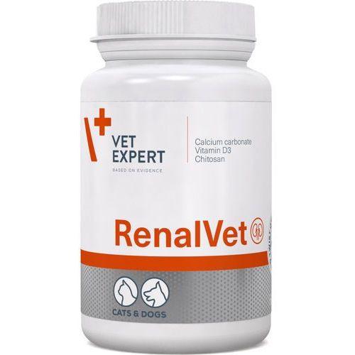 VetExpert RenalVet na zdrowe nerki 60 kapsułek, 2630