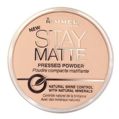 Rimmel puder prasowany stay matte 005 - 005 - Super oferta