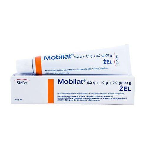Mobilat żel (0,2g+1g+2g)/100g 50 g