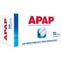 Tabletki Apap tabl.500mg x 50