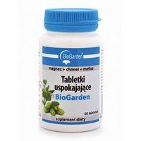 Tabletki Tabletki Uspokajające Biogarden x 60 tabletek