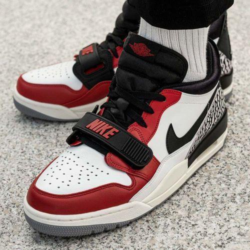 Nike Buty sportowe męskie air jordan legacy 312 low (cd7069-106)