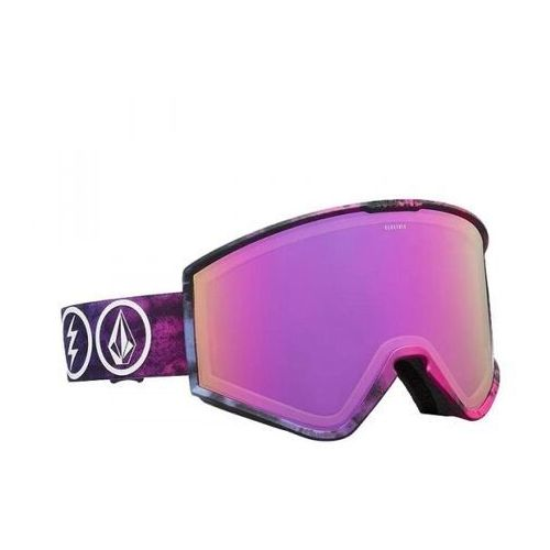 Electric Gogle kleveland volcom co.lab (brose pink chrome) 2019
