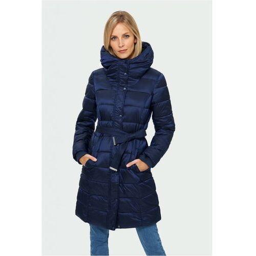 Pikowana kurtka zimowa 8A39AS, pikowana