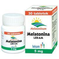 Tabletki MELATONINA 5mg x 30 tabletek