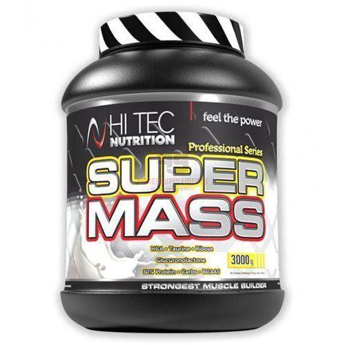 Super mass professional - 3000g - strawberry Hi-tec