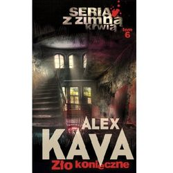 Kryminał, sensacja, przygoda  Alex Kava