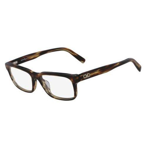 Okulary korekcyjne sf 2781 216 Salvatore ferragamo