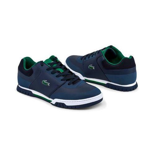 jak kupić najtańszy buty skate Buty sportowe męskie - 734SPM0014_INDIANA-EVO-22, kolor niebieski (Lacoste)