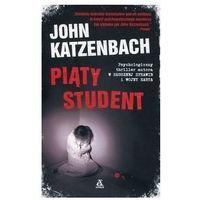 Piąty student - John Katzenbach, oprawa miękka