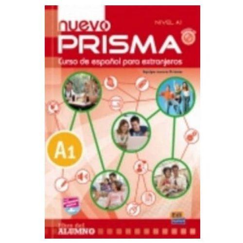 Nuevo Prisma Nivel A1 Podręcznik + Cd, oprawa miękka