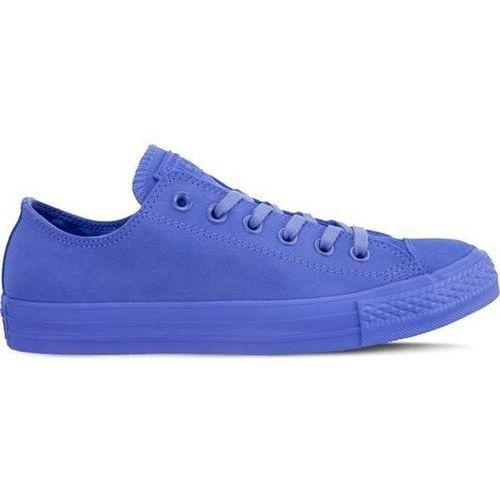 Converse CHUCK TAYLOR ALL STAR RACER BLUE RACER BLUE - Buty Damskie Trampki - niebieski (0888755901007)