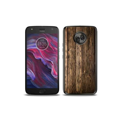 e4488a0b0c3c Etuo Foto Case - Motorola Moto X4 - etui na telefon Foto Case - drewniane  deski