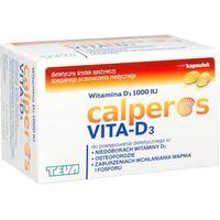 Kapsułki Calperos Vita-D3 x 60 kapsułek