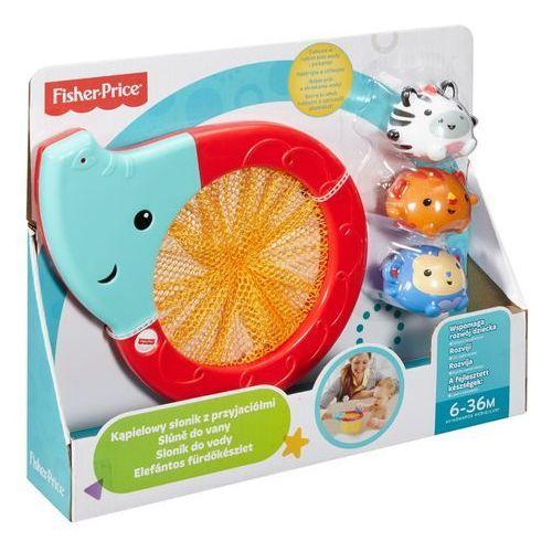 Zabawka FISHER PRICE Kąpielowy słonik