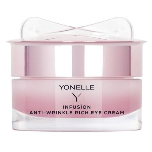 Yonelle infusion anti-wrinkle rich eye cream przeciwzmarszczkowy krem odżywczy pod oczy 15 ml