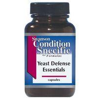 Yeast Defense Essentials 120 kaps.
