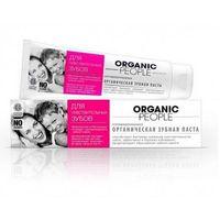 Organic People Pasta organiczna do zębów Wrażliwe Zęby 100ml, BS OP