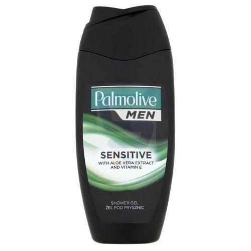 Palmolive Men Żel pod prysznic Sensitive 250 ml - Najlepsza oferta