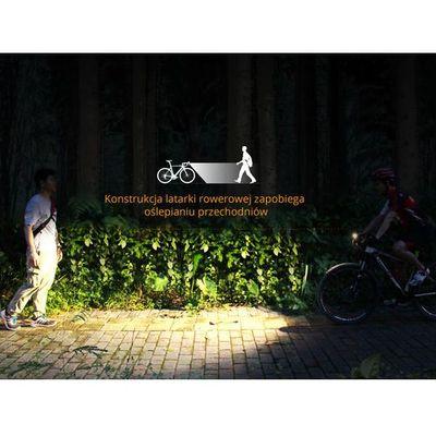 Oświetlenie rowerowe Fenix