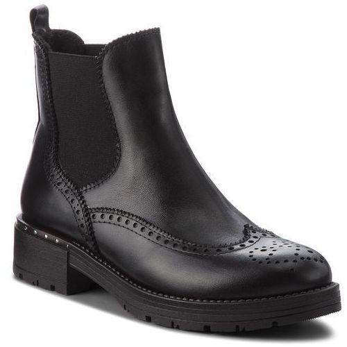 Sztyblety BALDACCINI - 1029000 Buffalo Czarny, kolor czarny